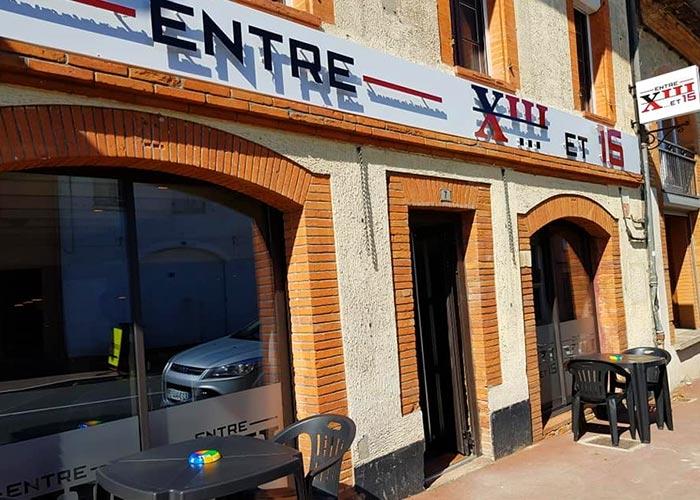 Entre XIII... et 15 – Restaurant-bar à Lanta